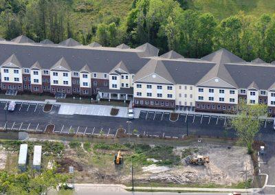 North Carolina multi-family construction